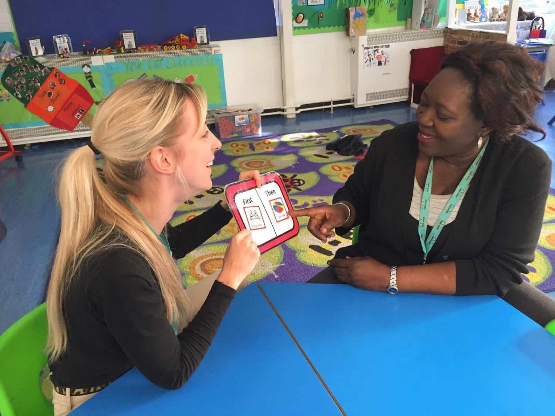 steph reed autism specialist teacher asd teacher autism training consultancy and outreach London UK