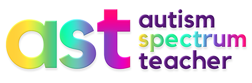 autism spectrum teacher logo