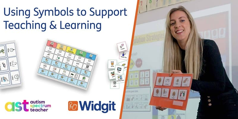 Using symbols to support Teaching and Learning