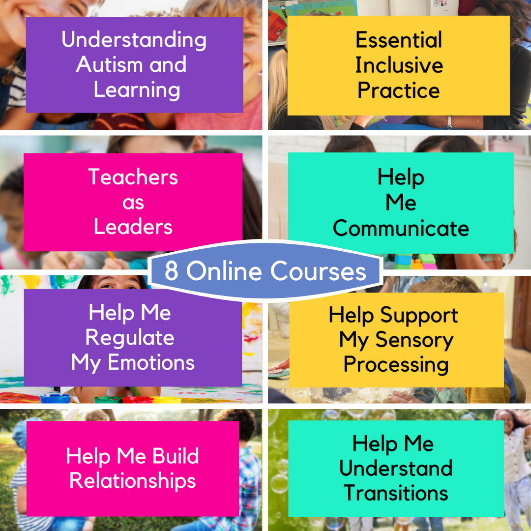 online training courses autism and special needs