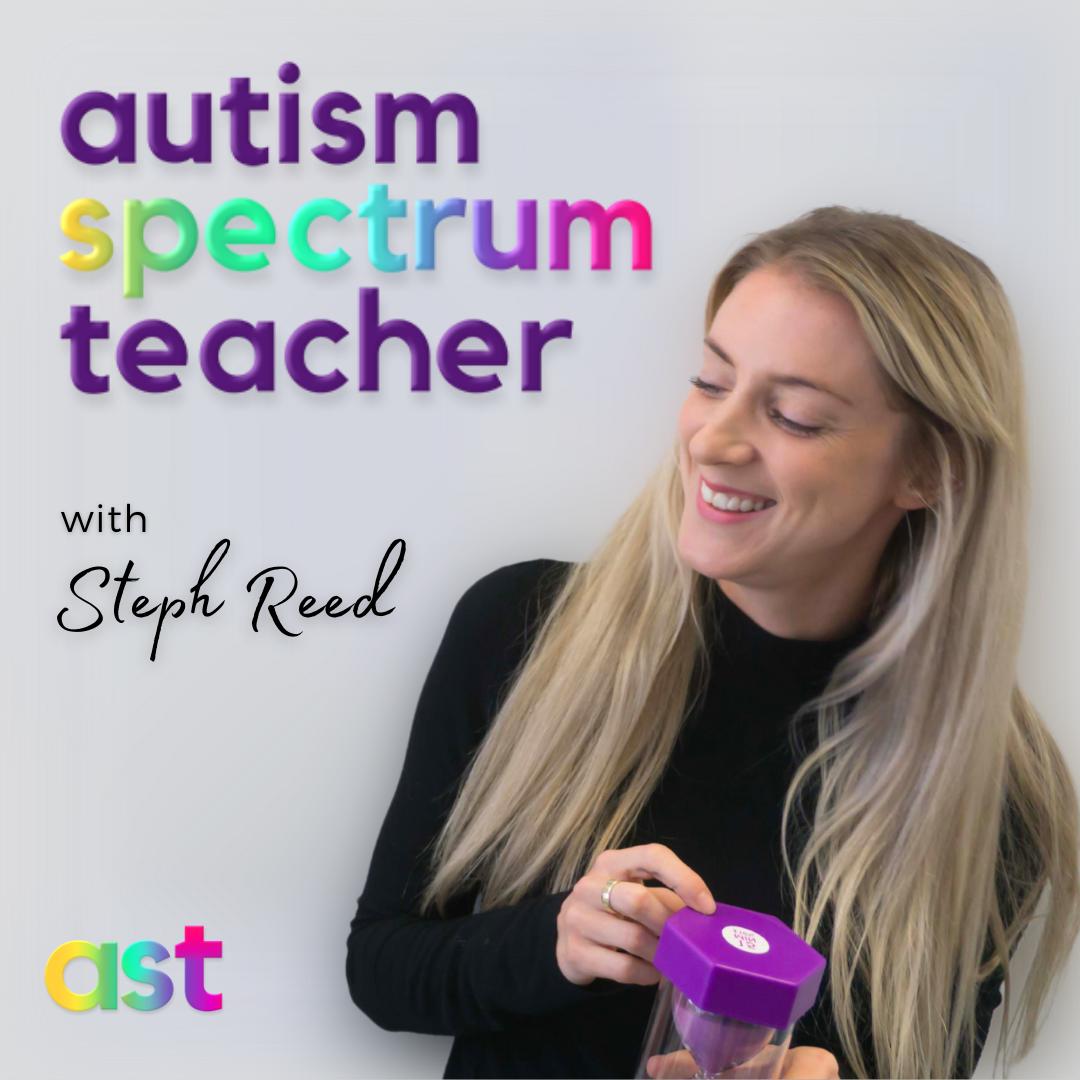 Autism Spectrum Teacher Podcast