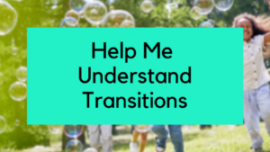help me understand transitions online course autism