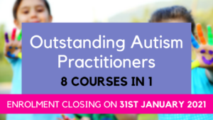 outstanding autism practitioners 8 online courses enrolment closing
