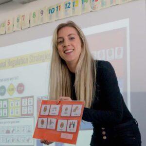 steph reed autism spectrum teacher autism training