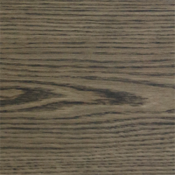 An example of how our oak flooring looks in a Noir stain