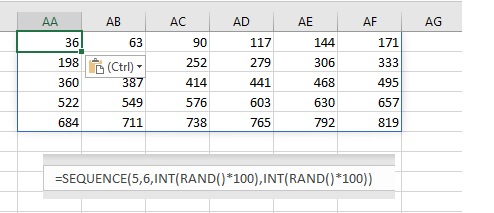Sequence-function-nested-with-INT-RAND-functions