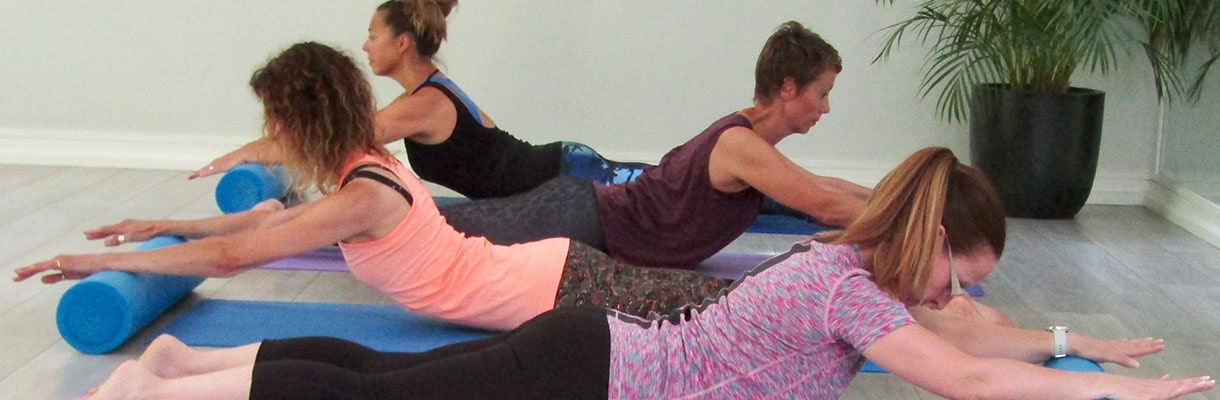 New Class – Join us for Pilates Monday 7.30pm.