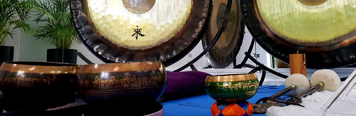 Gong and Bowls Soundbath