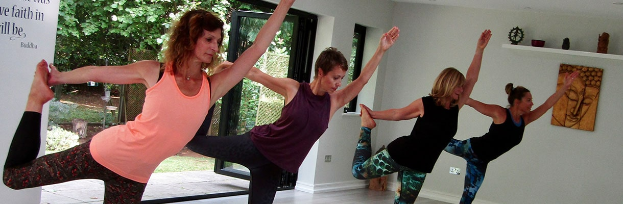 Tessa Kate Tanya and Emma Dancers Pose