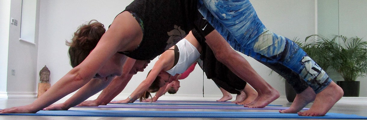 New Online Lunchtime Yoga