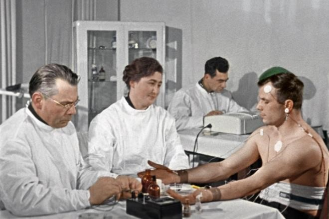 Юрий Гагарин – биография, космос, первый полет, фото, причина ...