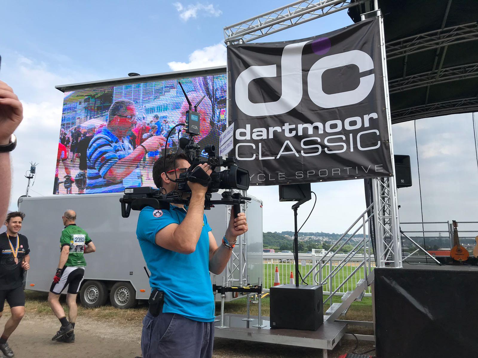sports events audio visual