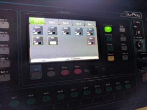 Digital mixer - cinema sound surround