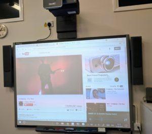 smartboards in schools