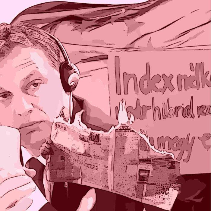 Index, Viktor Orbán e il crollo del pluralismo dei media in Ungheria