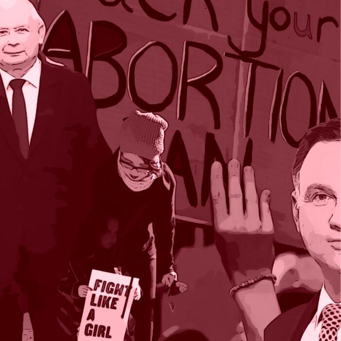 La  Polonia  in  rivolta  contro la  legislazione  sull'aborto