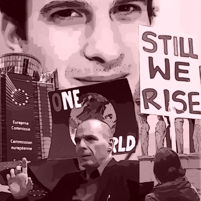 Intervista con David Adler (Progressive International)