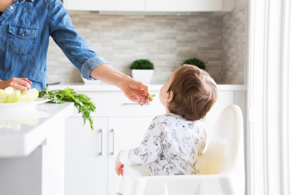 how to get toddlers to eat vegetables