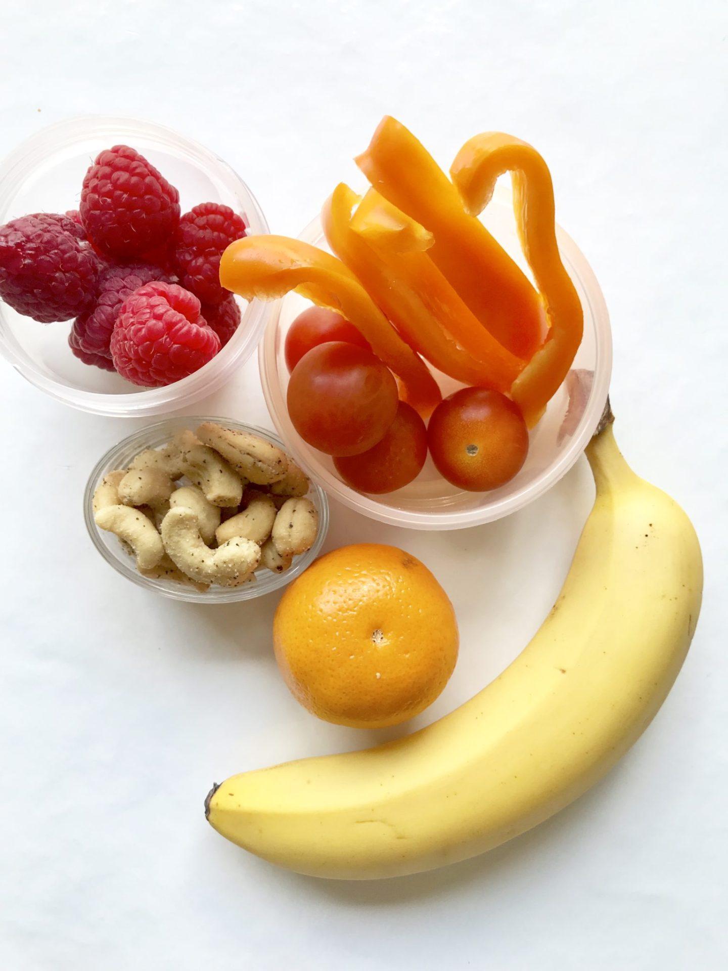 healthy kids snackbox ideas