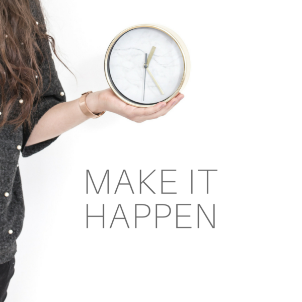 Overwhelmed with housework? Set a timer