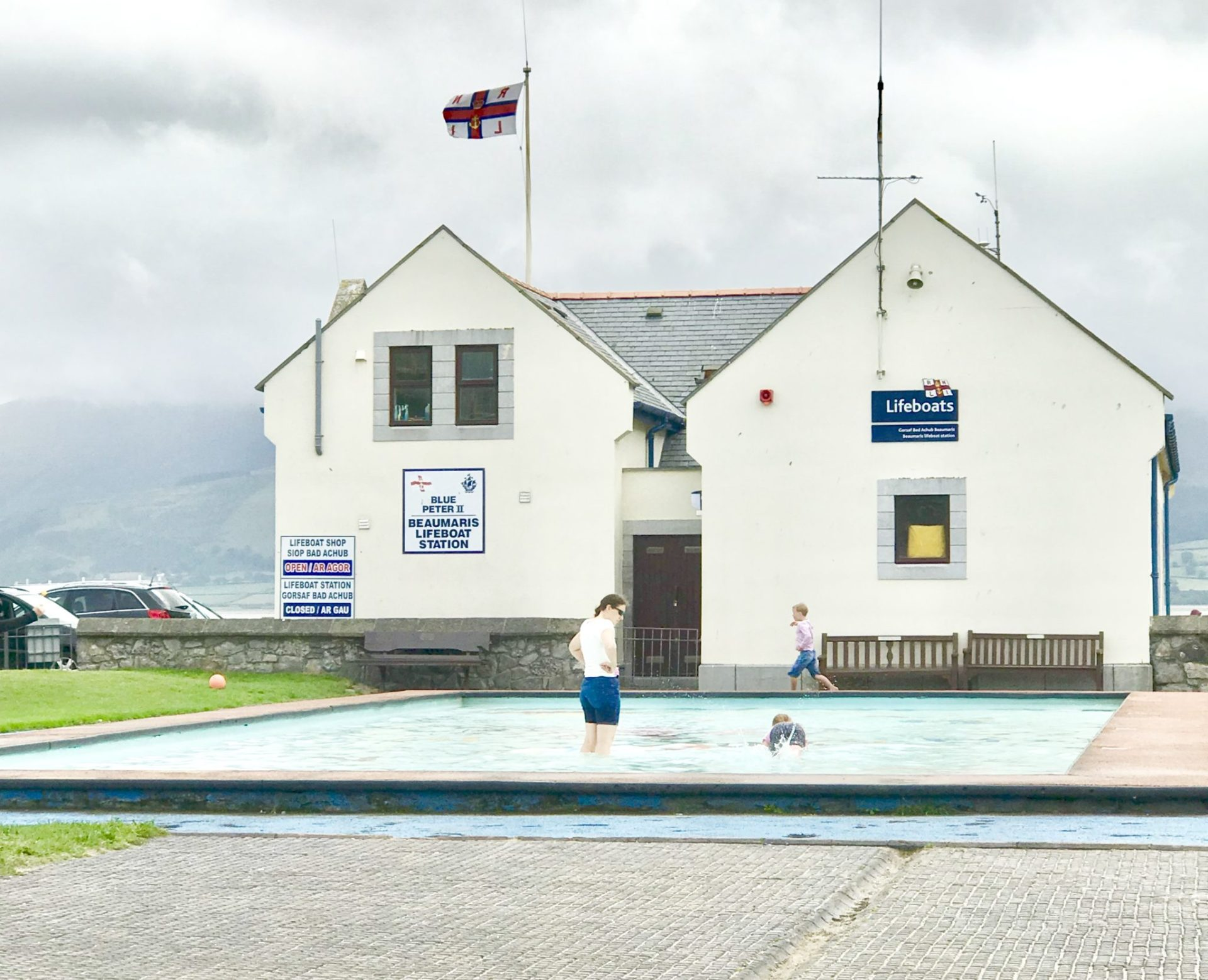 Places to visit when camping in Anglesey