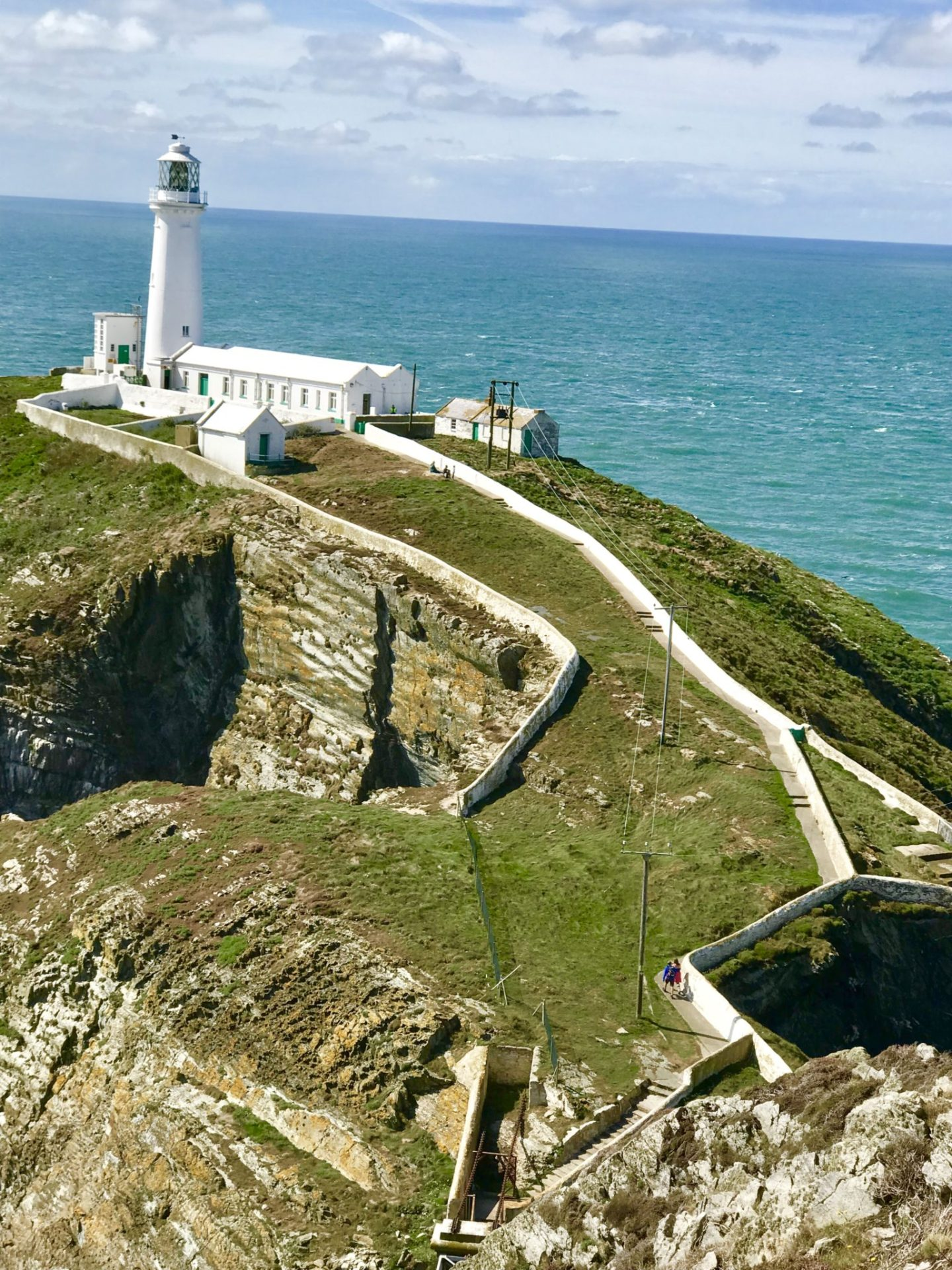 places to go when camping in Anglesey