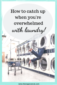 How to catch up when you're overwhelmed by laundry