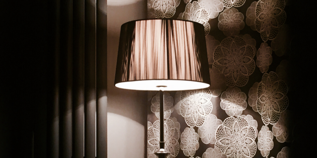 clean lampshades