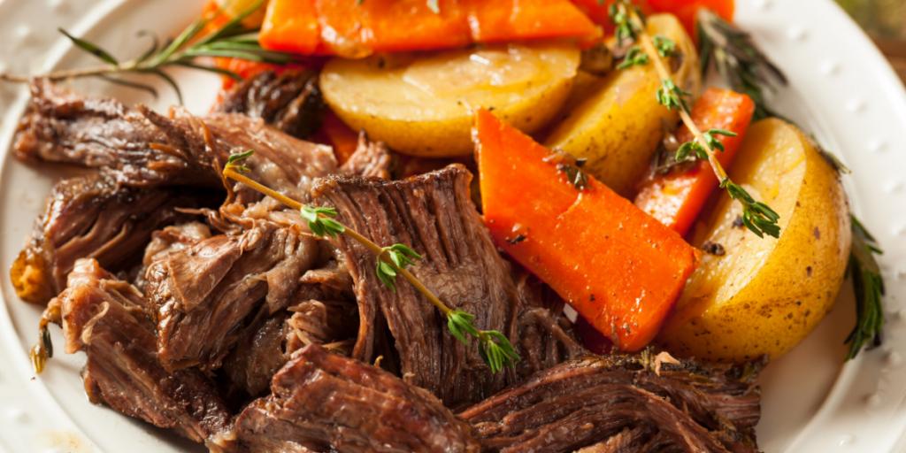 slow cooker beef brisket