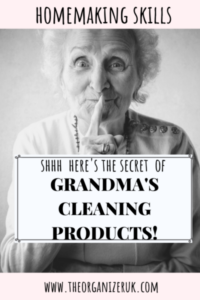 grandma's cleaning agents