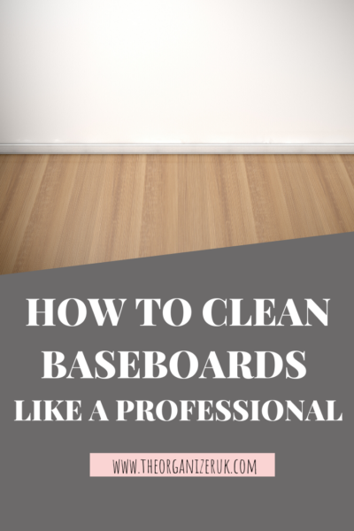 clean base boards
