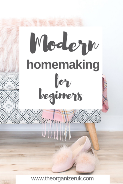 modern homemaking 101