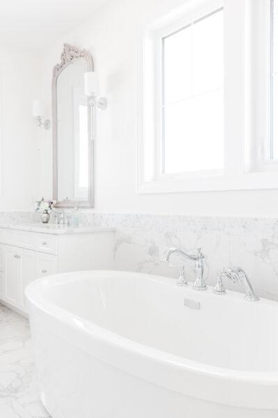 bathroom cleaning