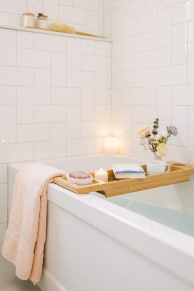 tranquil bath