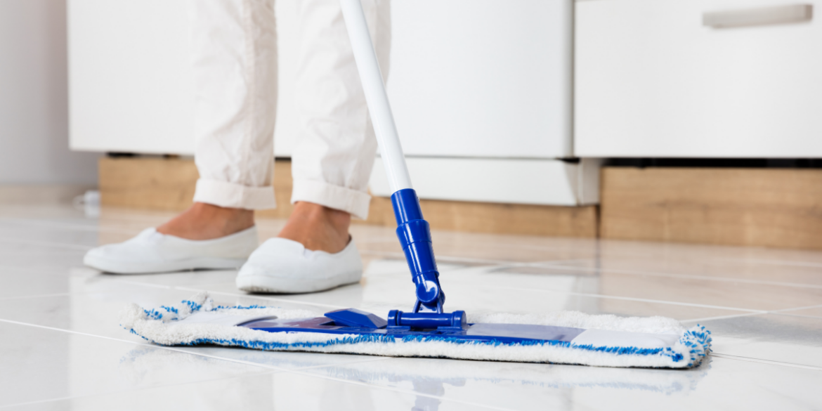 best mop tiled floors