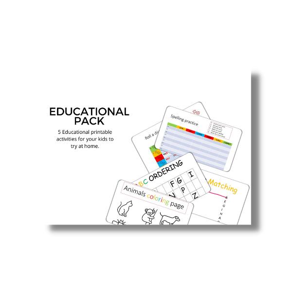 educational pack
