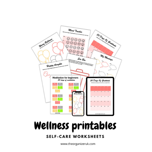 Wellness planner