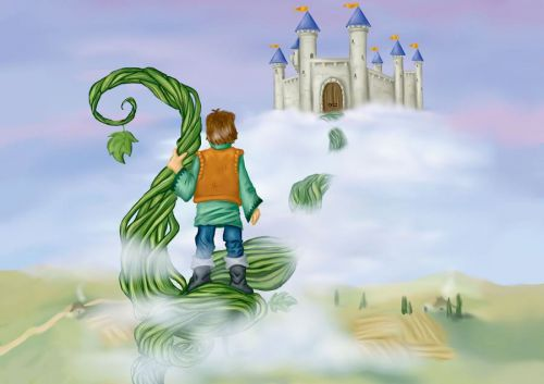 jack and the beanstalk story for kids