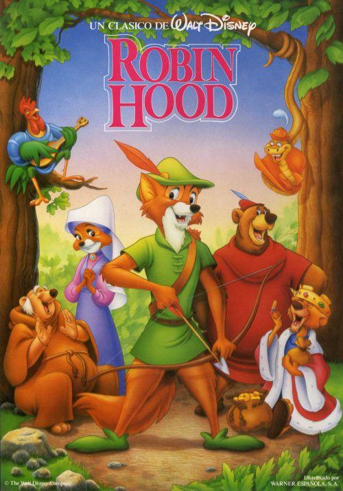 robin hood short story