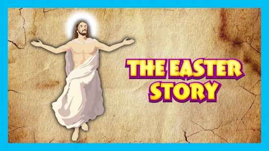 easter story for kids