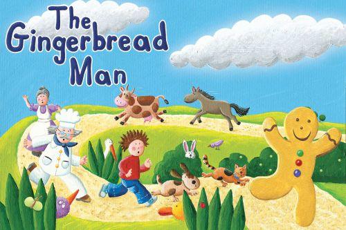gingerbread man story