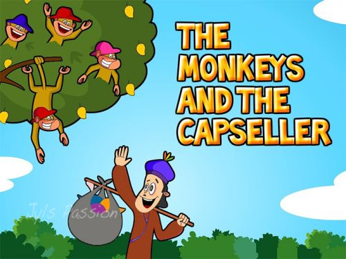 monkey and the cap seller story