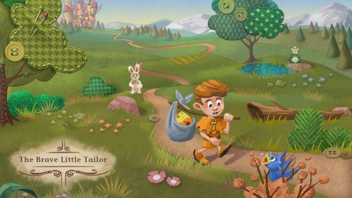 the brave little tailor storythe brave little tailor story