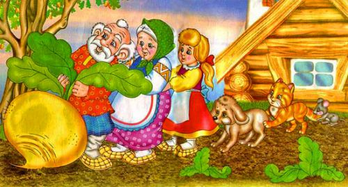 The Giant Turnip - Bedtimeshortstories