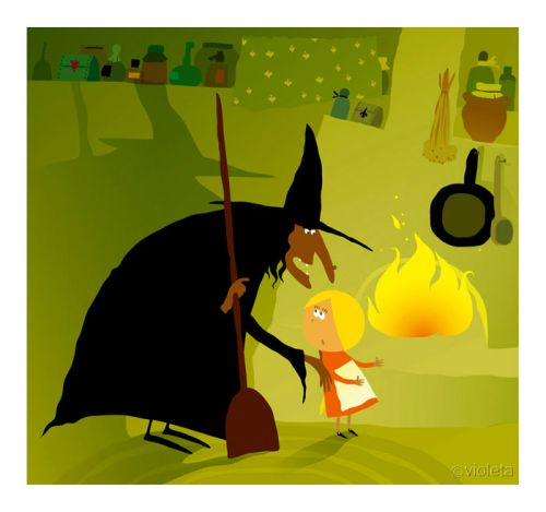 short halloween stories for kids
