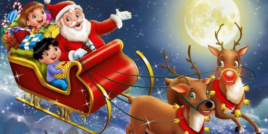 story of santa claus