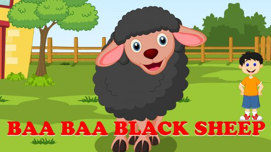 baa baa black sheep