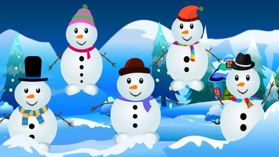 winter poems for children