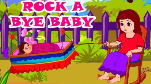 rock a bye baby song