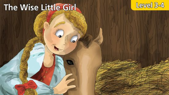 the wise little girl story